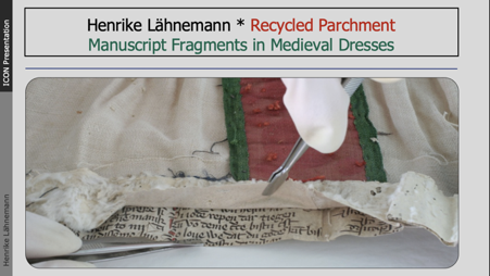 Recycling Parchment